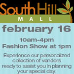 Spring Bridal Showcase with Fashion Show – South Hill Mall